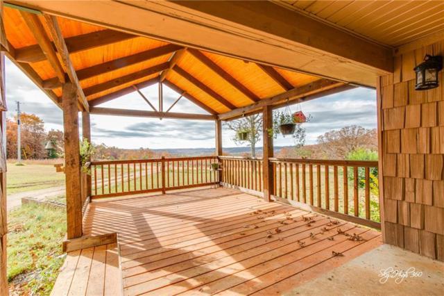 21952 Richland View  Rd, Elkins, AR 72727 (MLS #1097350) :: McNaughton Real Estate
