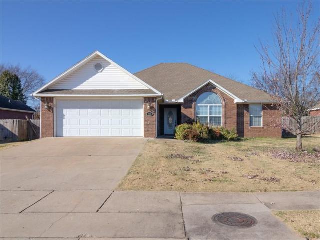 645 Lynn  Dr, Pea Ridge, AR 72751 (MLS #1097351) :: HergGroup Arkansas