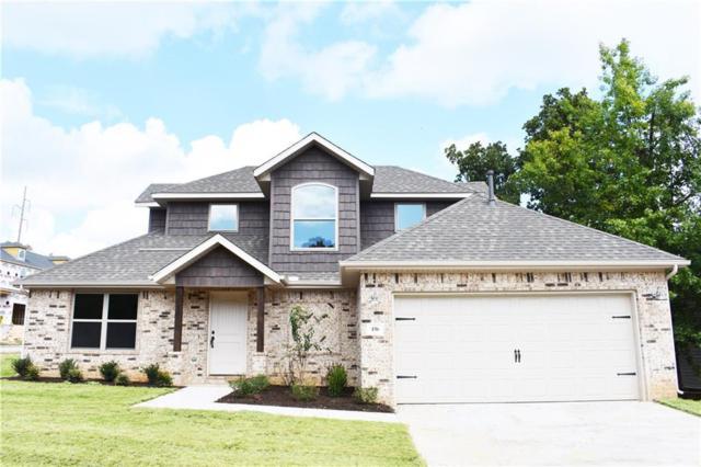 156 S Pinyon, Fayetteville, AR 72701 (MLS #1097481) :: McNaughton Real Estate