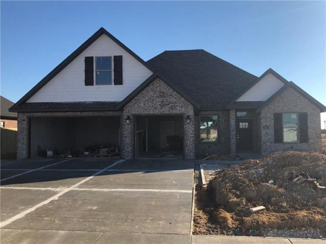 393 Tartaglia  Ave, Tontitown, AR 72762 (MLS #1097649) :: Five Doors Real Estate - Northwest Arkansas