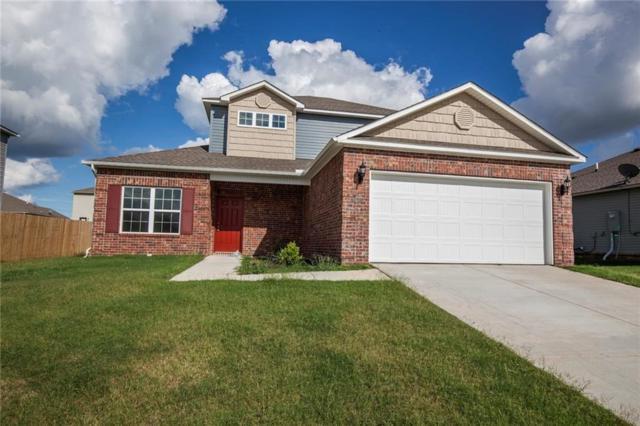 805 Sw Loudon  Dr, Bentonville, AR 72712 (MLS #1097797) :: Five Doors Real Estate - Northwest Arkansas