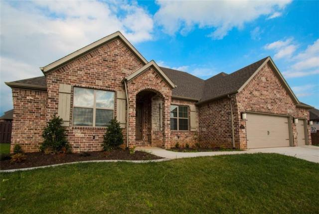 1340 Tuscany  Dr, Centerton, AR 72719 (MLS #1097867) :: McNaughton Real Estate