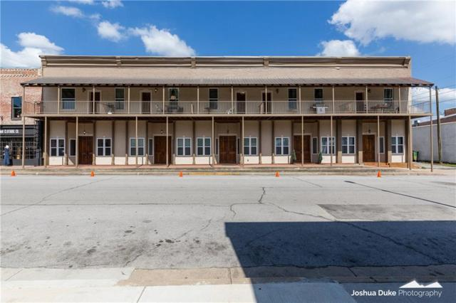 213-221 N Wright  St, Siloam Springs, AR 72761 (MLS #1097872) :: Five Doors Real Estate - Northwest Arkansas