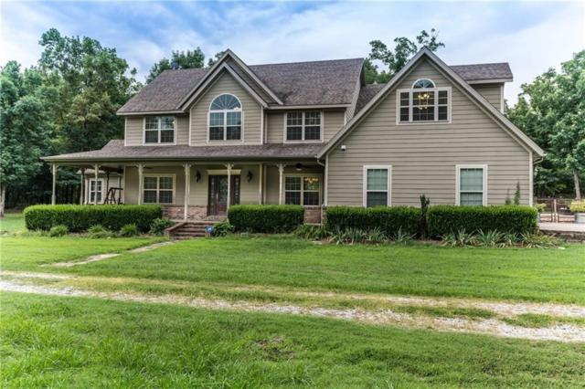 14495 E Skyview  Rd, West Fork, AR 72774 (MLS #1098186) :: McNaughton Real Estate