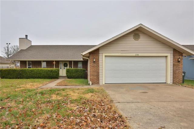218 Stein  St, Centerton, AR 72719 (MLS #1098448) :: McNaughton Real Estate