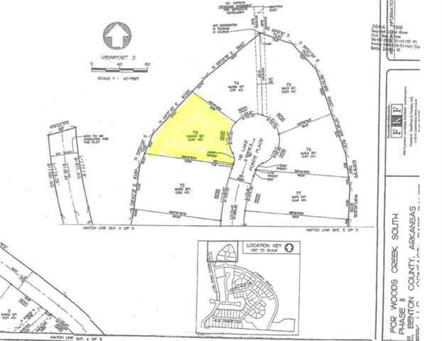 505 Ne Lake Pointe  Pl, Bentonville, AR 72712 (MLS #1098489) :: Five Doors Real Estate - Northwest Arkansas