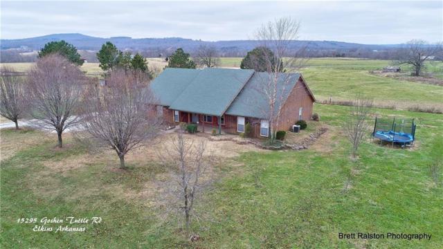 15295 Goshen Tuttle  Rd, Elkins, AR 72727 (MLS #1098603) :: McNaughton Real Estate