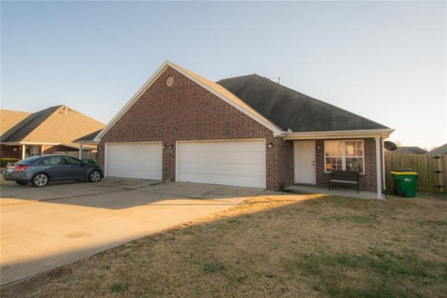 1322 Tucson  Loop, Springdale, AR 72764 (MLS #1098673) :: Five Doors Real Estate - Northwest Arkansas