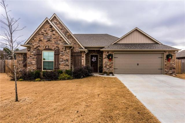 12889 Canopy Oaks  Dr, Farmington, AR 72730 (MLS #1098699) :: McNaughton Real Estate