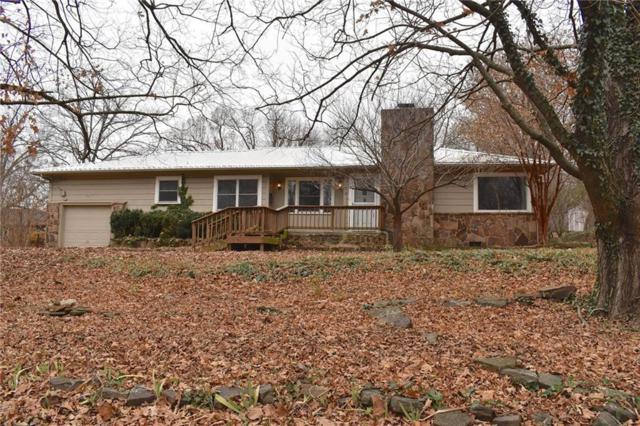 232 W Cleburn  St, Fayetteville, AR 72701 (MLS #1098802) :: Five Doors Real Estate - Northwest Arkansas