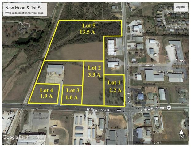 E New Hope  Rd, Rogers, AR 72756 (MLS #1098841) :: Five Doors Real Estate - Northwest Arkansas