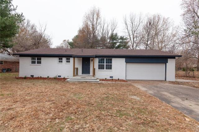 1427 Harold  St, Fayetteville, AR 72703 (MLS #1098853) :: Five Doors Real Estate - Northwest Arkansas