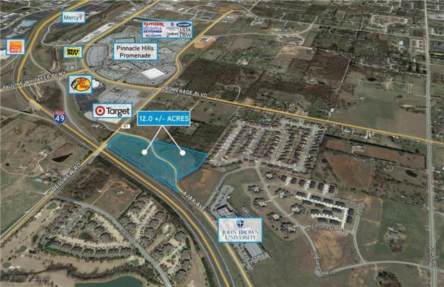 Ajax Ave & Bellview  Rd, Rogers, AR 72758 (MLS #1098868) :: Five Doors Real Estate - Northwest Arkansas
