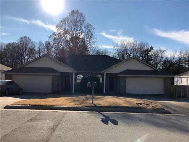 2961/2963 W Riverridge  Dr, Fayetteville, AR 72704 (MLS #1098884) :: Five Doors Real Estate - Northwest Arkansas