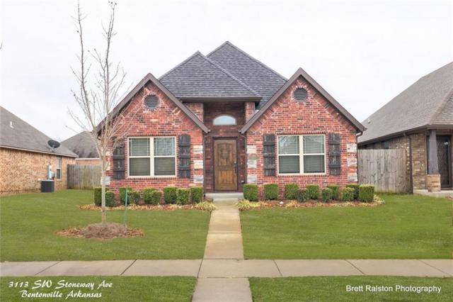 3113 Sw Stoneway  Ave, Bentonville, AR 72713 (MLS #1098906) :: Five Doors Real Estate - Northwest Arkansas