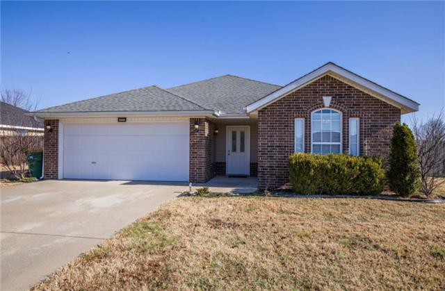 500 Maplewood  Dr, Centerton, AR 72719 (MLS #1098907) :: McNaughton Real Estate