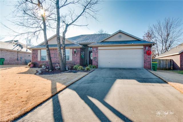 2711 Crabapple  Ave, Springdale, AR 72764 (MLS #1098923) :: Five Doors Real Estate - Northwest Arkansas
