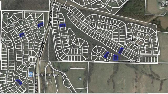 Queensferry Dr, Bella Vista, AR 72715 (MLS #1098927) :: Five Doors Real Estate - Northwest Arkansas