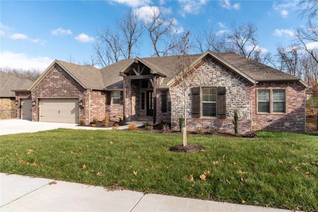 2200 Nw Small Oaks  St, Bentonville, AR 72712 (MLS #1099021) :: McNaughton Real Estate