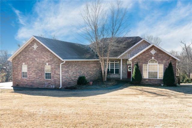 583 Venters  Dr, Cave Springs, AR 72718 (MLS #1099211) :: McNaughton Real Estate