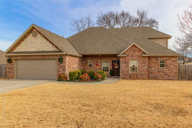 6403 Sw Brush  Blvd, Bentonville, AR 72713 (MLS #1099230) :: HergGroup Arkansas