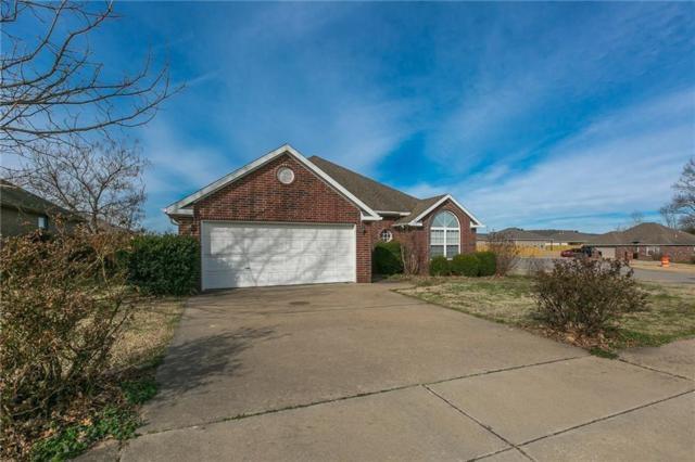 1297 Deerfield, Fayetteville, AR 72701 (MLS #1099263) :: HergGroup Arkansas