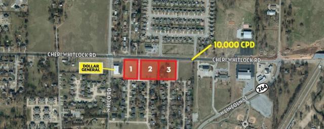 Lot 2 & 3 Cheri Whitlock Road, Siloam Springs, AR 72761 (MLS #1099339) :: McNaughton Real Estate