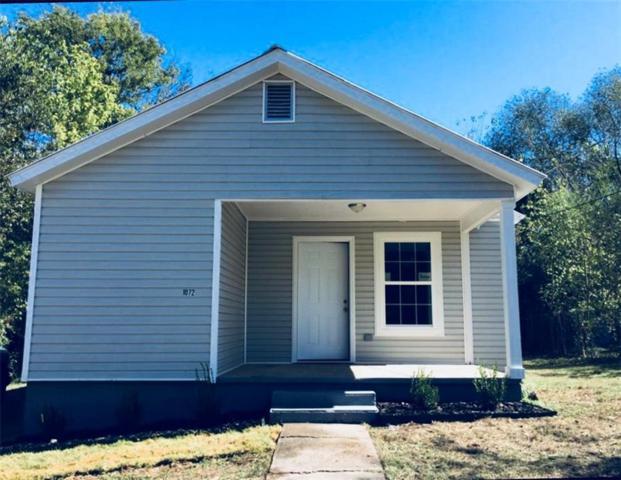 1072 N Davis  St, Pea Ridge, AR 72751 (MLS #1099355) :: McNaughton Real Estate