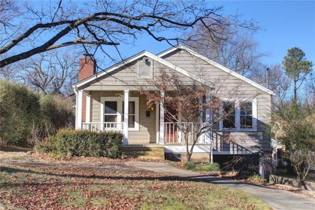 617 N Willow  Ave, Fayetteville, AR 72701 (MLS #1100507) :: HergGroup Arkansas