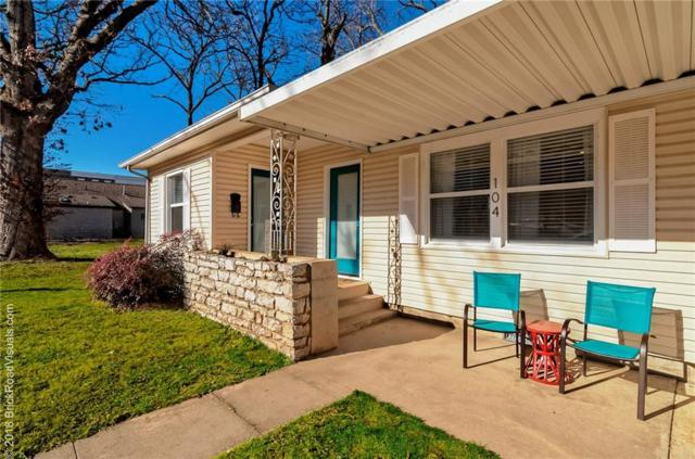 104 Nw 3rd  St, Bentonville, AR 72712 (MLS #1100856) :: McNaughton Real Estate