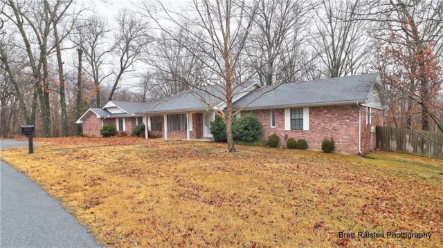 1207 Hilltop  Dr, Rogers, AR 72756 (MLS #1101054) :: McNaughton Real Estate