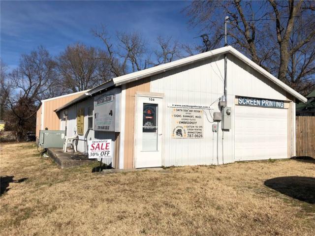 104 Akron  St, Gravette, AR 72736 (MLS #1101389) :: McNaughton Real Estate