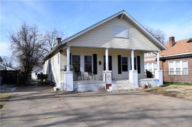 620 23rd  St, Fort Smith, AR 72901 (MLS #1101526) :: Five Doors Network Northwest Arkansas