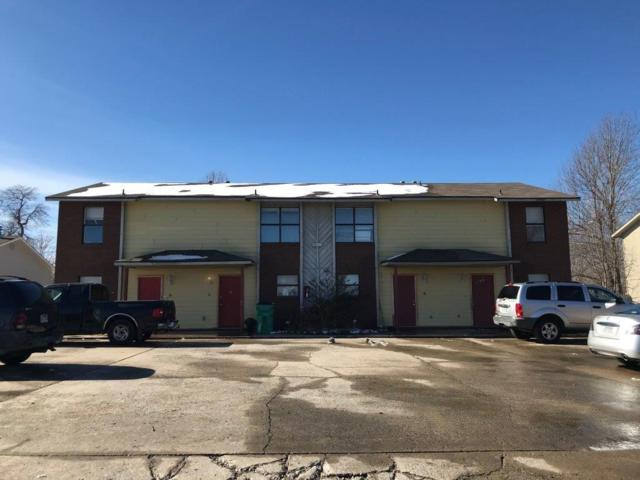 1502 Christy  Dr, Springdale, AR 72764 (MLS #1101579) :: Five Doors Network Northwest Arkansas