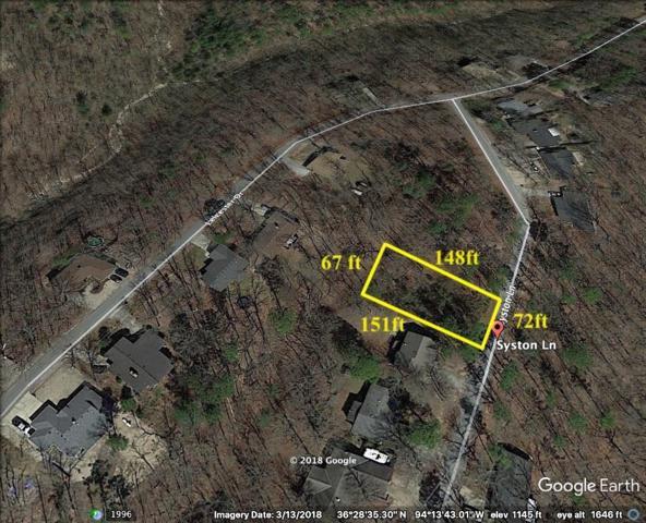 Syston Lane, Bella Vista, AR 72714 (MLS #1101757) :: McNaughton Real Estate