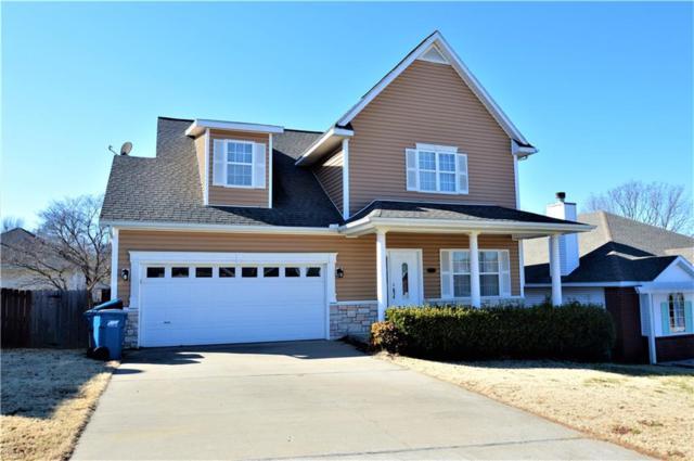 3 Ridgeview  Ln, Bentonville, AR 72712 (MLS #1101997) :: HergGroup Arkansas