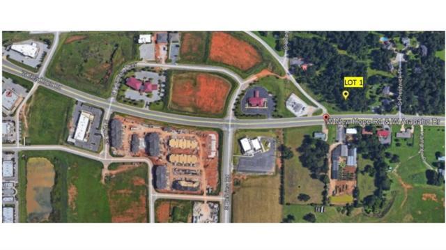 Lot 1 New Hope Road, Rogers, AR 72758 (MLS #1102139) :: McNaughton Real Estate