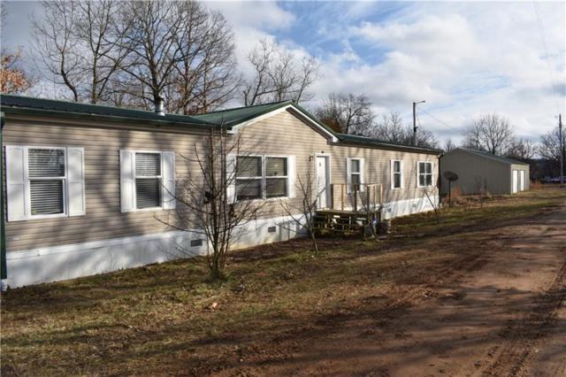 14249 Low Gap  Rd, West Fork, AR 72774 (MLS #1103459) :: McNaughton Real Estate
