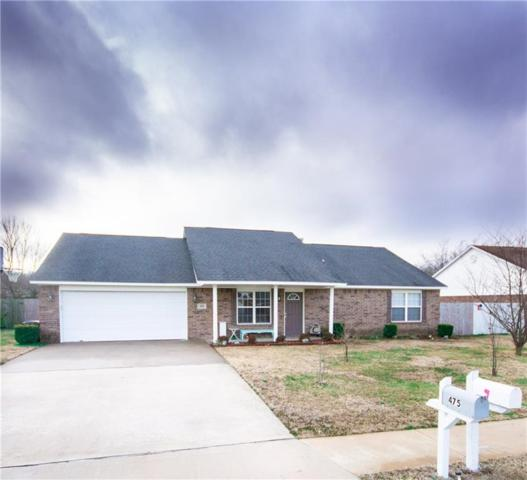 475 Buckboard  Rd, West Fork, AR 72774 (MLS #1103543) :: McNaughton Real Estate