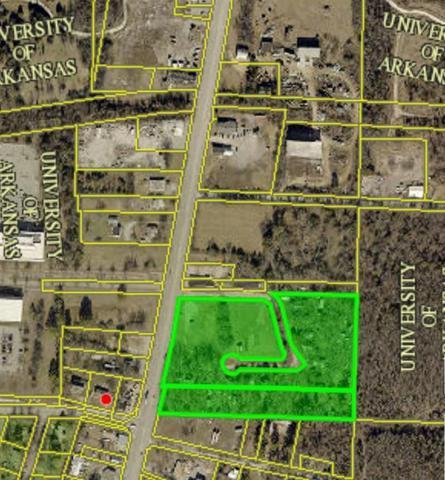 School/Nonnamaker, Fayetteville, AR 72701 (MLS #1103602) :: McNaughton Real Estate