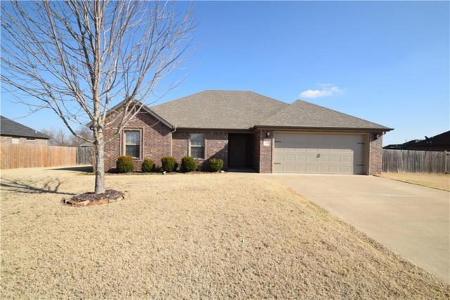 503 Blair  Cir, Pea Ridge, AR 72751 (MLS #1103623) :: HergGroup Arkansas