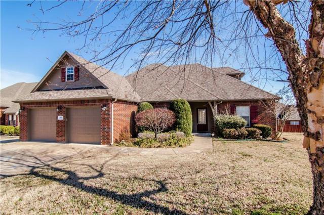 3807 Sw Kite  Dr, Bentonville, AR 72713 (MLS #1103838) :: HergGroup Arkansas