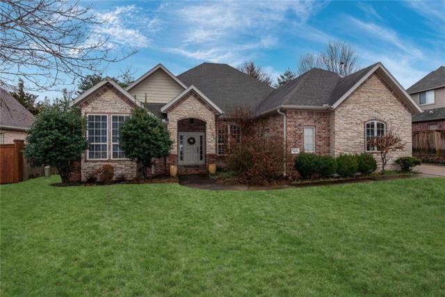 1816 N Candleshoe  Dr, Fayetteville, AR 72703 (MLS #1103905) :: HergGroup Arkansas