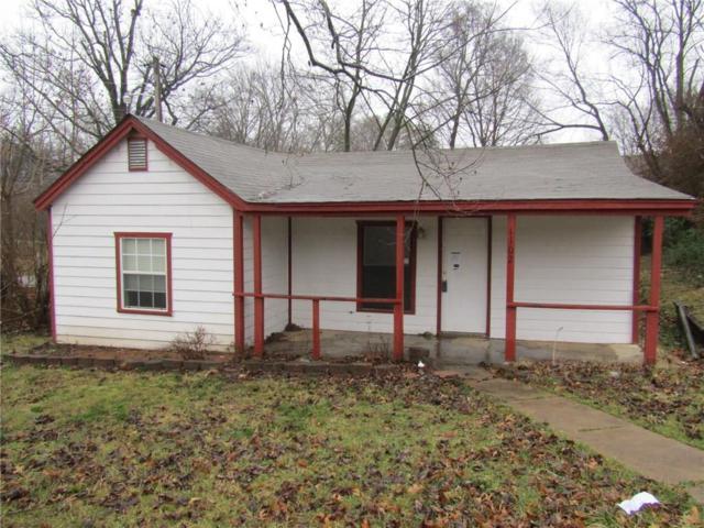 1102 N Davis  St, Pea Ridge, AR 72751 (MLS #1103975) :: HergGroup Arkansas