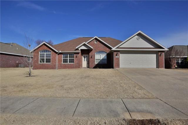850 Lynn  Dr, Pea Ridge, AR 72751 (MLS #1104025) :: HergGroup Arkansas