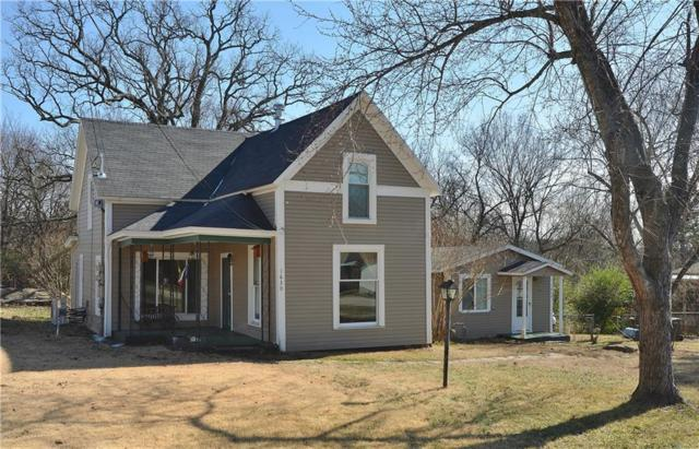 1630 S Brooks  Ave, Fayetteville, AR 72701 (MLS #1104027) :: McNaughton Real Estate