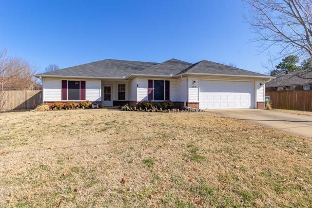 607 Honeysuckle  St, Lowell, AR 72745 (MLS #1104029) :: HergGroup Arkansas