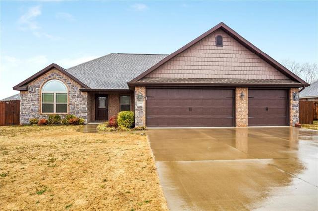 606 Custer  St, Prairie Grove, AR 72753 (MLS #1104169) :: McNaughton Real Estate