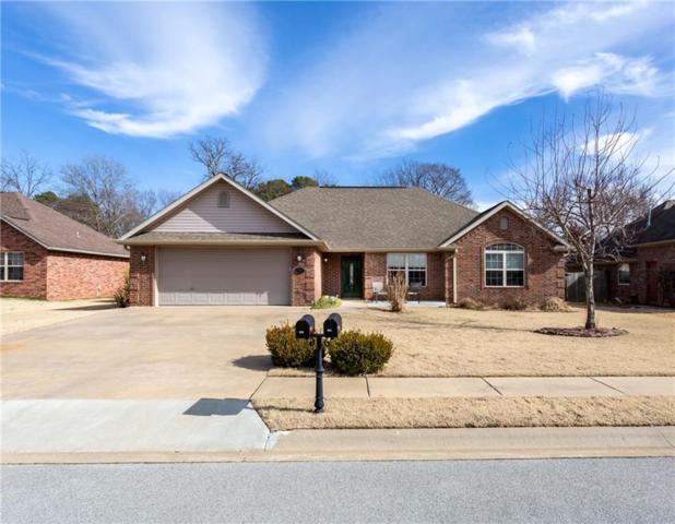 686 Asboth  St, Pea Ridge, AR 72751 (MLS #1104208) :: HergGroup Arkansas