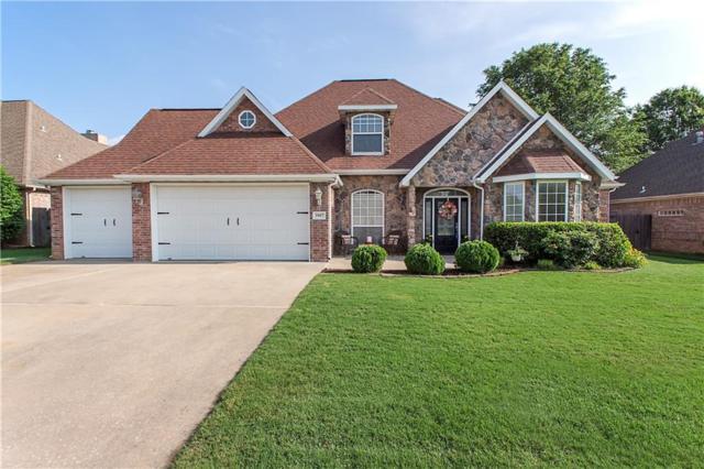 3907 Ne Kensington  Ave, Bentonville, AR 72712 (MLS #1104270) :: McNaughton Real Estate